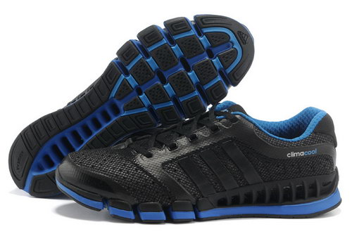 Adidas Climacool Ride V Mens Black Sapphire Blue New Zealand